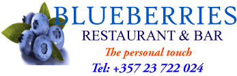 Blue Berries Restaurant, Ayia Napa